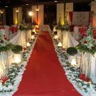 Decoracao de festa de casamento com flores