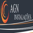 Logo marca agn