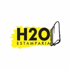 Logo estamparia h2o face