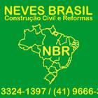 Neves brasil   mapa