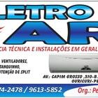 Eletro Ar - Consertos de El...