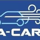 Logo ja car