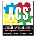 Logomarca acs