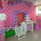 Arte Com Balões Elica Nunes...