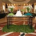 Tapetes de sala para decorar mesa de bolo 3