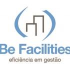 Novo logo be facilities com slogan