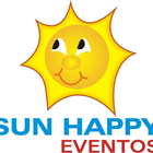 Logo sun happy eventos