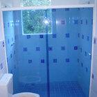 Box para banheiro azul 01