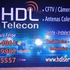 Hdl Telecom (Antenas/ Câmeras)