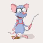 Mascote rato3
