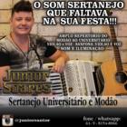 Cantor / Sanfoneiro / Músic...