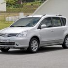 Nissan lanca a linha livina 2013 2