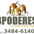 Logo oficial 3poderes construtora tel