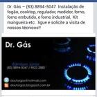 Dr. Gás - Instalação e Manu...