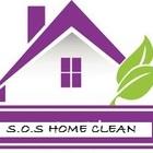 Logo sos home clean menor
