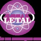 Logo letal word