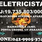 Eletricista Luiz Paulo