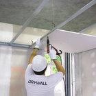 Instalacao teto de gesso drywall