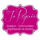 Logo rosa menor