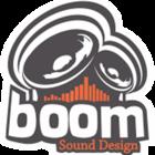 Boom logo em png