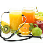 Photodune 3132682 healthy eating fruits vegetables juice and stethoscope m