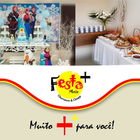 Buffet Festa+Espaco Varandas