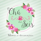 Chá das Seis Mimos e Decorações