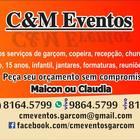 Claudia  maicon eventos cart%c3%a3o slide   impress%c3%a3o   oficia