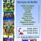 J Festas e Serviços de Buffet