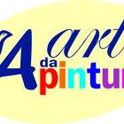 Logotipo a arte da pintura 01