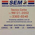 Serviço Especializado Multi...