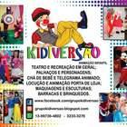 Animação Infantil Para Fest...