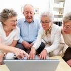 Consumidores online idosos