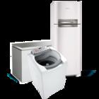 Geladeira freezer maquina de lavar roupa