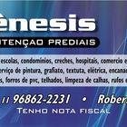 Genesis manuten o