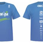 Flex pe camiseta corrida aruja