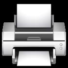 Actions document print icon