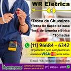 Eletricista Manutenção e In...