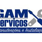Logomarca gam