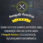 Bamquete Brasileiro