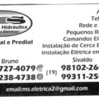 MS Elétrica, Hidráulica, Co...