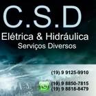 Csd Servicos Diversos- Espe...