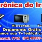 Conserto Teclado, Tv de Led...
