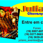 Juliano - Churrasqueiro e G...