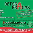 Detona Pragas