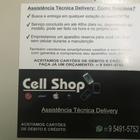 Cell Shop - Assistência Téc...