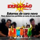 Explosão Eventos Bartender