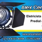 Alex cart%c3%a3o de visita