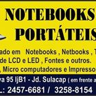 Reparo Notebook, Tablets - ...