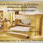 Montador de Móveis & Projet...
